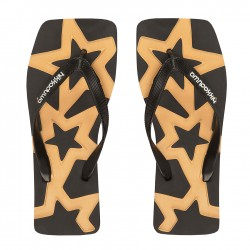 Carved Star Black/Gold -...